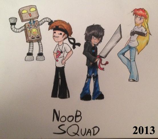 Noob Squad (2013)